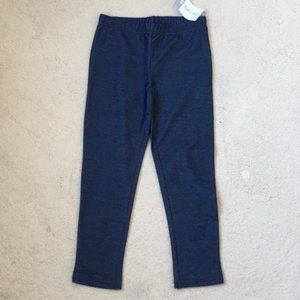 Girls Carter's Denim Jeggings NWT 4/5